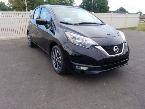 New Nissan Versa Note SL