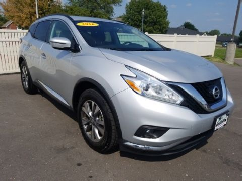 Certified Used Nissan Murano SV