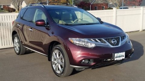 Used Nissan Murano LE